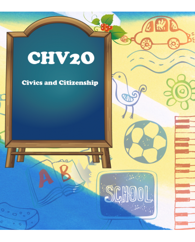 Civics and Citizenship( CHV2O)
