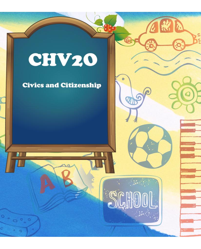 Civics and Citizenship( CHV2O)