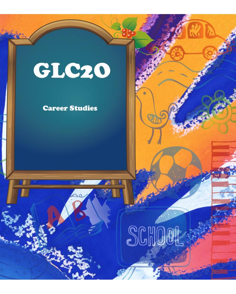 Career Studies(GLC2O)