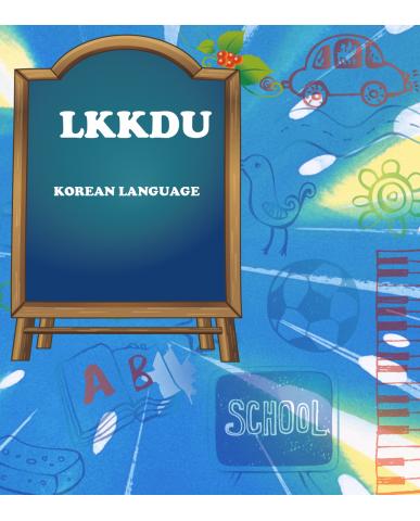KOREAN LANGUAGE(LKKDU)